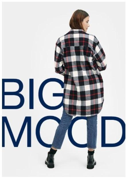Part Flannel, Part Dress from Gap