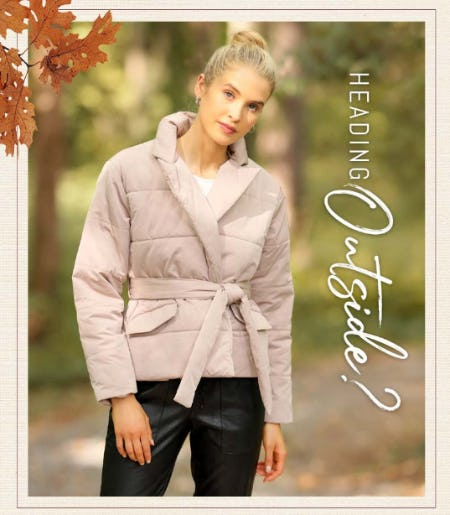 New Jackets from Versona Accessories