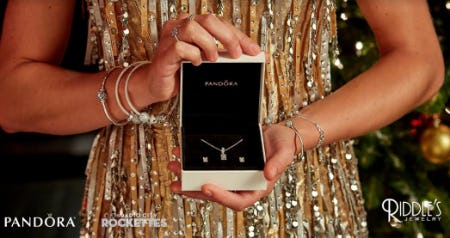 The Perfect Gift from Pandora from Riddle's Jewelry