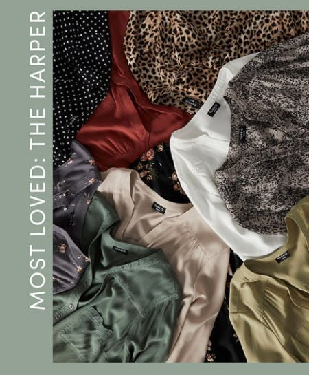 Most Loved: The Harper from Torrid