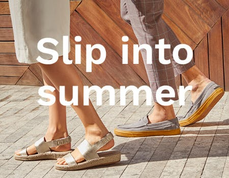 The Summer's Best Slides from Cole Haan