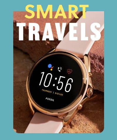 A Must-Have For Road Tripping from Fossil