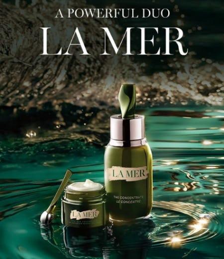 A Powerful Duo La Mer