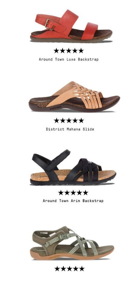 Women's Must-Have Sandals
