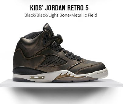 Kids' Jordan Retro 5