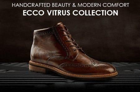 ECCO Vitrus Collection