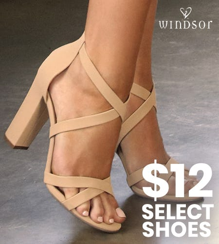 Walk This Way! | Shoe Sale from Windsor