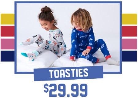 Toasties $29.99 from Cotton On