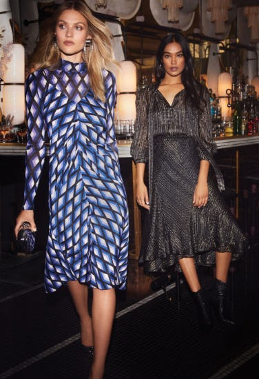 Must-Have Layers for Fall from Diane von Furstenberg