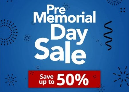 Pre-Memorial Day Sale from Office Depot