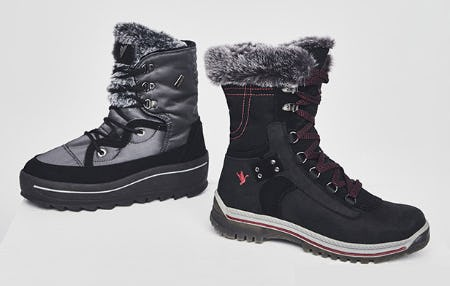 Winter-Ready Boots from DSW Shoes