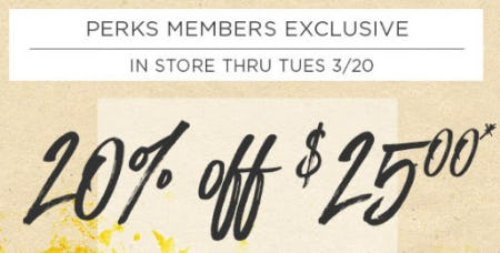20% Off with $25.00 Purchase from PAPYRUS