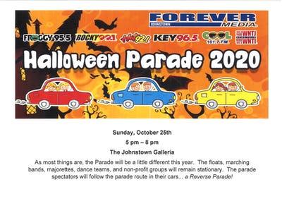 Grandland Lypsic Halloween 2020 View Johnstown Halloween Parade 2020 – Christmas Carol 2020