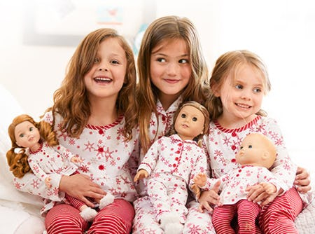 Matching Girl & Doll Sets from American Girl