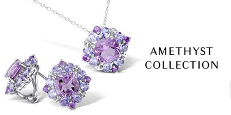 The Amethyst Collection from Fred Meyer Jewelers