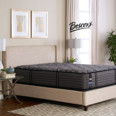 New Year, New Mattress Sale from Boscov's