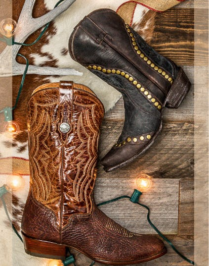 The Season for New Boots from Boot Barn Western And Work Wear