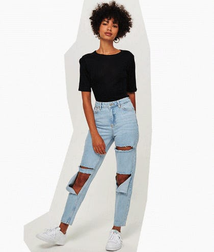 The Top 5 Jeans from TOPSHOP