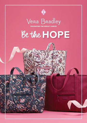 Be the Hope from Vera Bradley