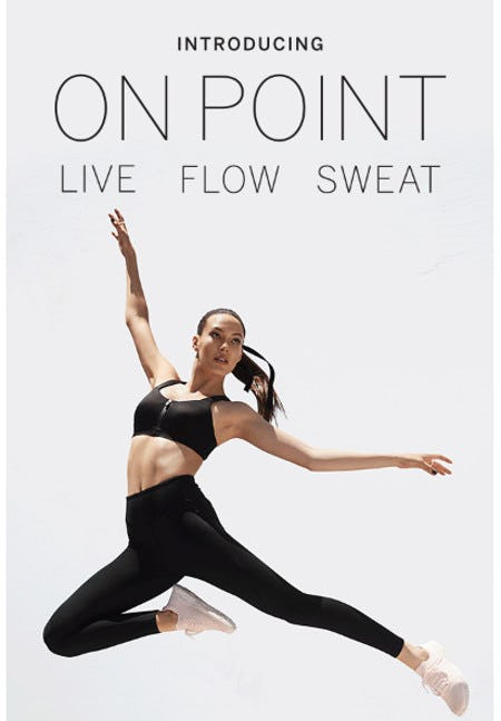 Introducing: The On Point Collection from Victoria's Secret