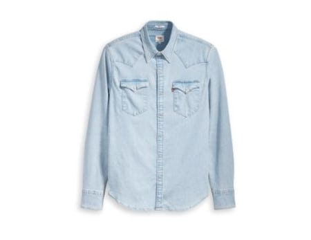 The Original Western Shirt from The Levi's Store