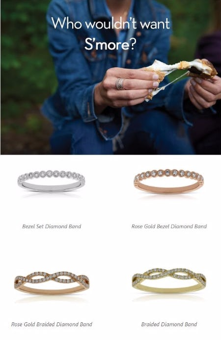 More Stackable Rings to Love