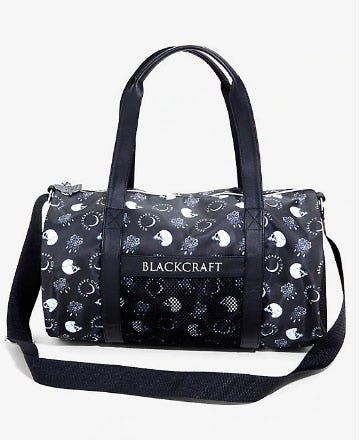 Blackcraft Duffle Bag from Hot Topic