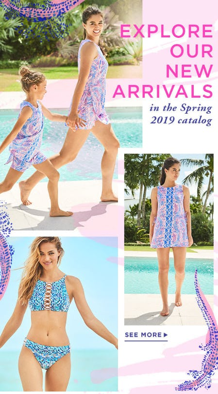 Our New Arrivals from Lilly Pulitzer