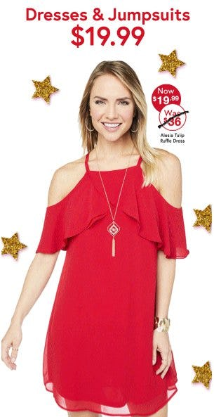 Dresses & Jumpsuits $19.99 from Charming Charlie