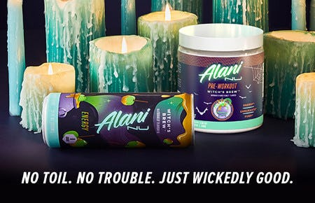 Alani Nu Witch's Brew Is Finally Here from GNC