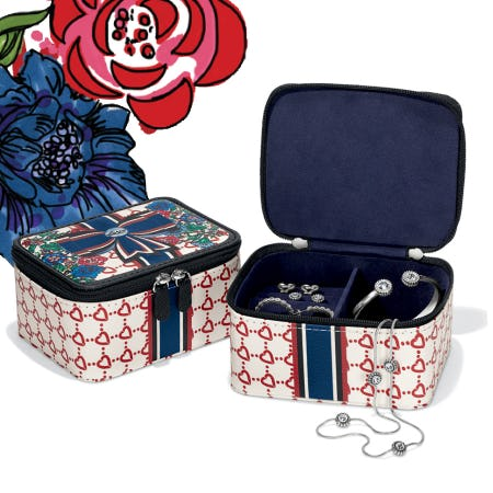 Be Beautiful Jewelry Case from Brighton Collectibles