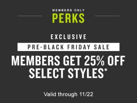 Members Get 25% Off