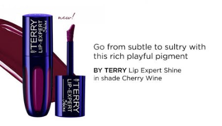 By Terry Lip Expert Shine from Blue Mercury