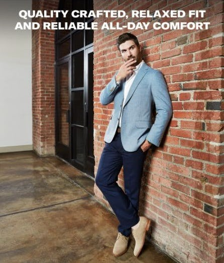 Reliable All-Day Comfort: The Nomad Collection