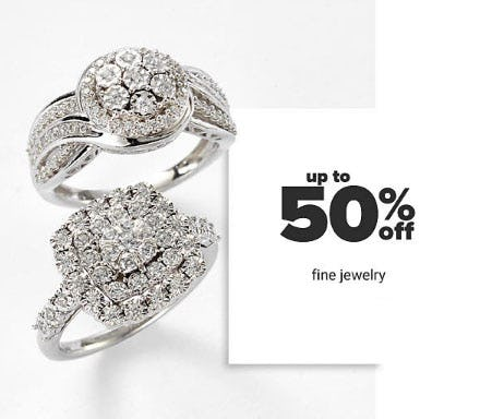 Up to 50% Off Fine Jewelry from Belk Store