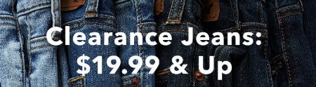 Clearance Jeans: $19.99 and Up from American Eagle