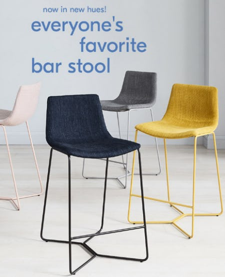 Our Best-Selling Slope Stools & Chairs Now in New Hues from West Elm