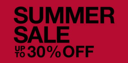 Summer Sale: Up to 30% Off from The North Face