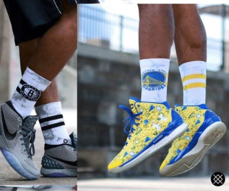 New NBA Styles from STANCE