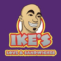 Ike's Love & Sandwiches                  Logo