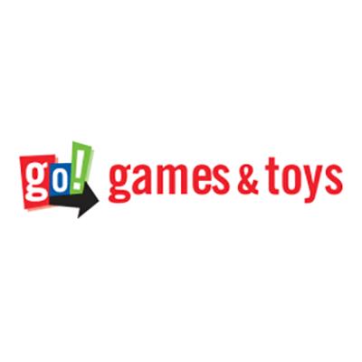 Go! Games / Go! Toys Logo