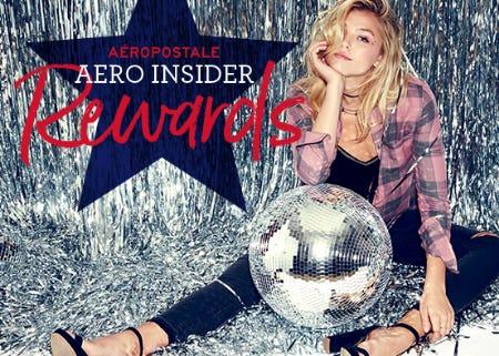Insider Rewards