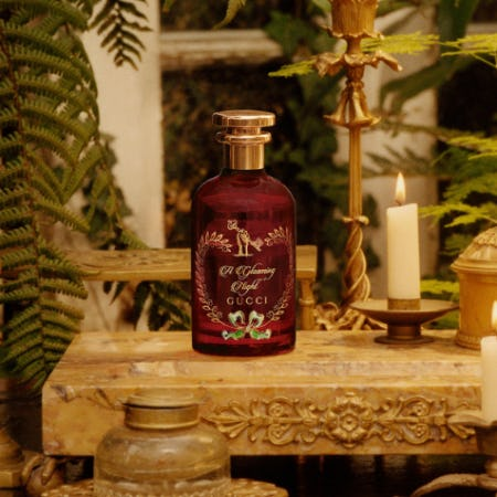 The Alchemist's Garden: A Gloaming Night from Gucci