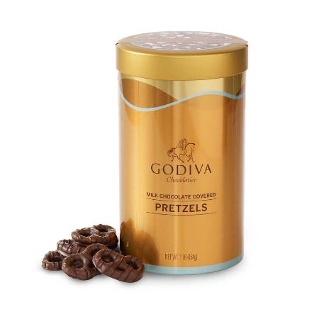 Celebrate National Pretzel Day with GODIVA! from Godiva Chocolatier