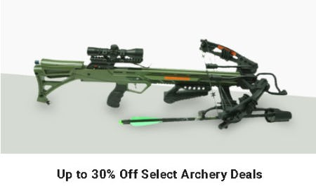 Up to 30% Off Select Archery Deals from Dick's Sporting Goods