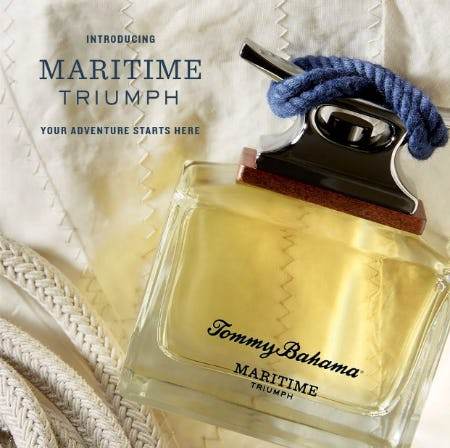 Introducing Maritime Triumph from Tommy Bahama