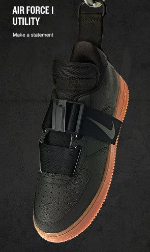 data di rilascio top design aliexpress Triangle Town Center | Men's Nike Air Force Utility Casual Shoes