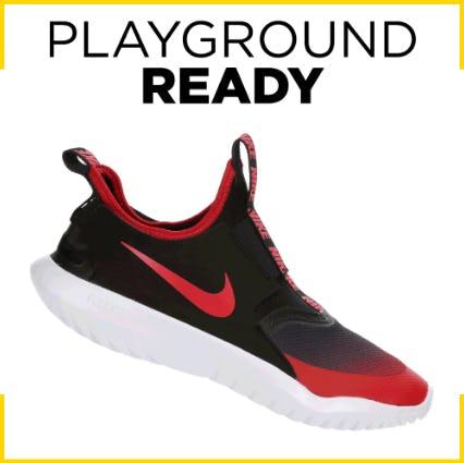 Playground Ready