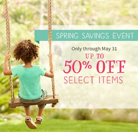 Spring Savings Event from American Girl