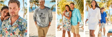 Disney x Tommy Bahama Collection from Tommy Bahama